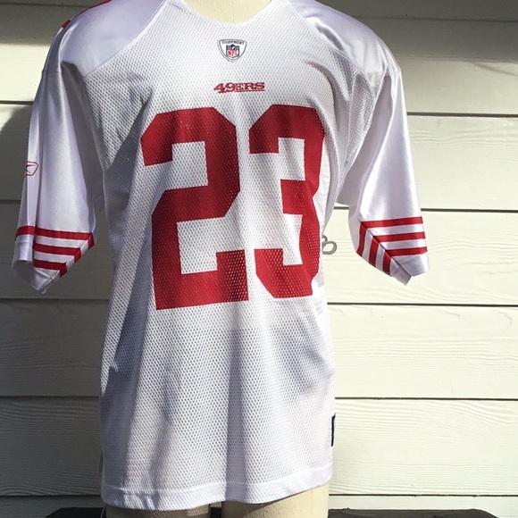 afae4bacd94 San Francisco 49ERS NFL FOOTBALL JERSEY MAYS 23. M 5b073d2b3800c579cd721123